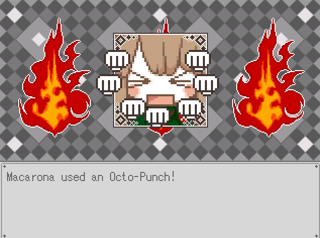 Octo-Punch Gray Garden