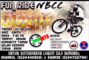NBCC Fun Ride 2014 - 27 September 2014