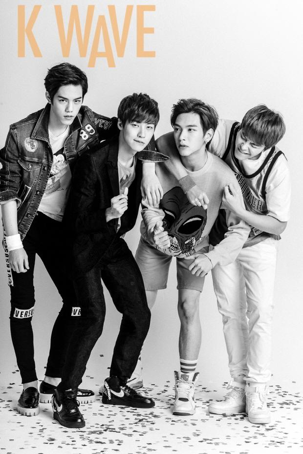 N.Flying Korean Boy Group