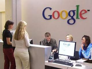 Google employer.