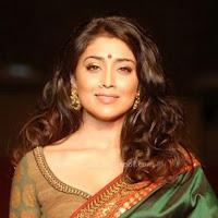 Shriya hot saree photo