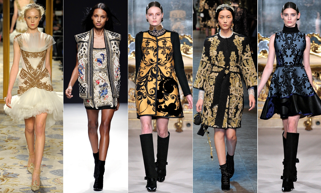 Pandaphilia Fall Winter 2012 Fashion Trends By Becomegorgeous