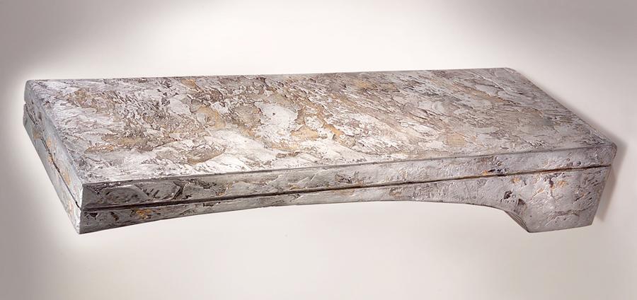 Scale a giorno scale a sbalzo ala di gabbiano for Scale rivestite in resina