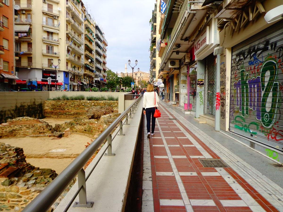 Saloniki-Ulica