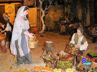 Sevilla - Navidad 2012 - Belén Cajasol 02
