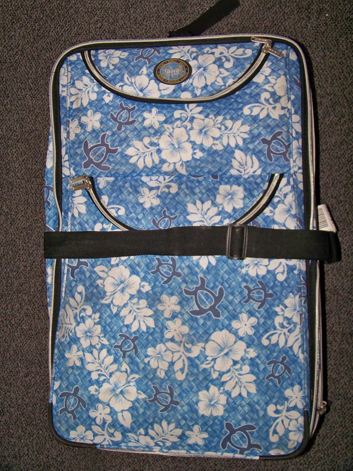 Hawaiian Luggage Hawaiian Style Luggage