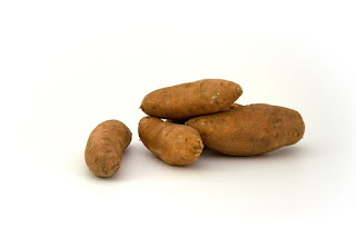 Nutrition: sweet potatoes between The Super Foods That Keep You Healthy