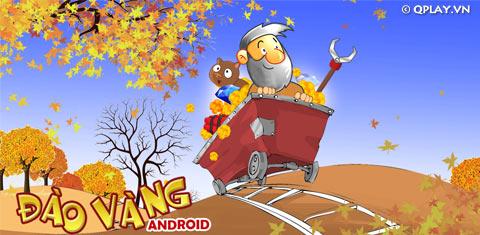 đào vàng mùa thu, đào vàng cho android