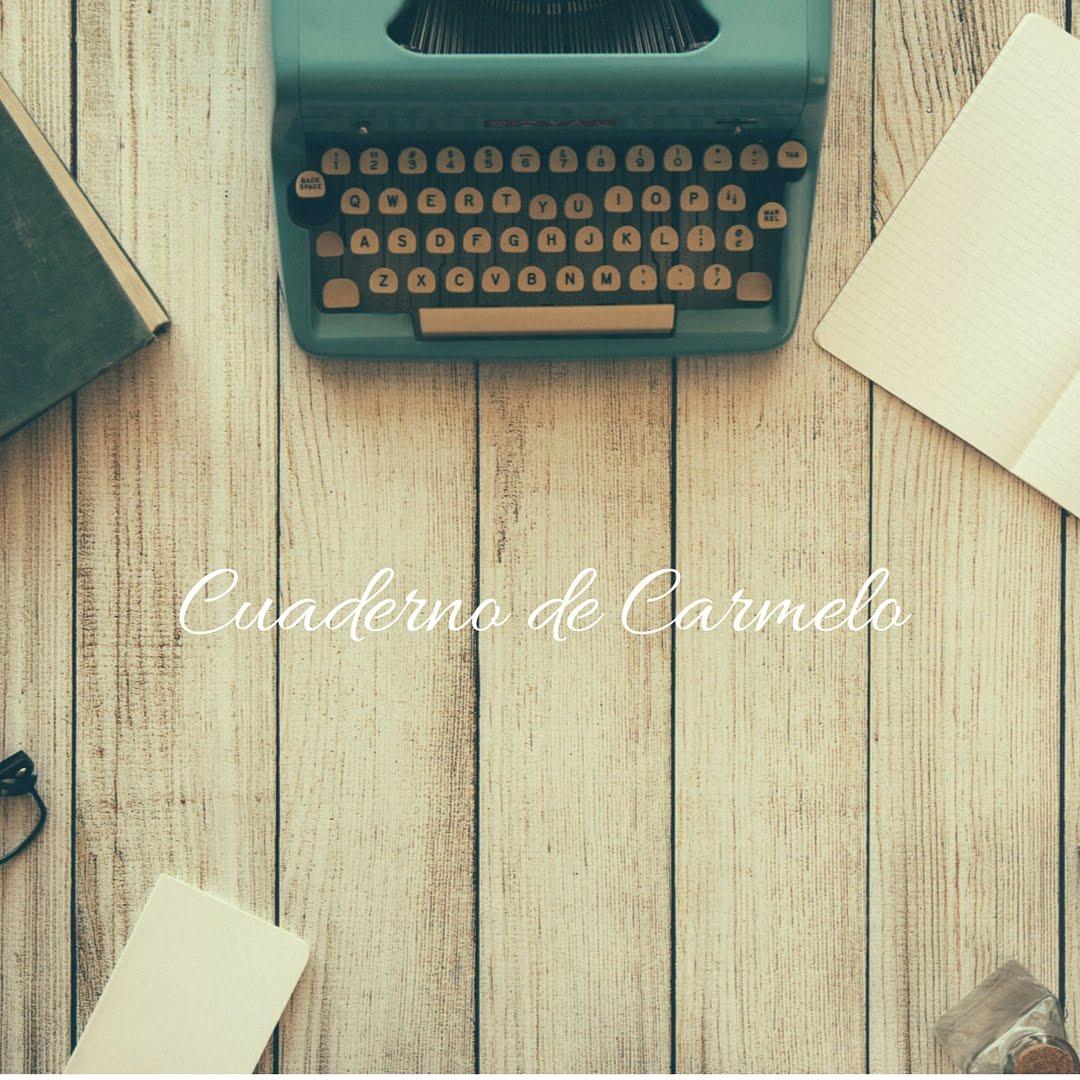 Cuaderno de Carmelo