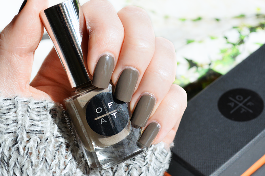 Only Fingers + Toes Nail Lacquer - Krypton   NatuRia Beauty