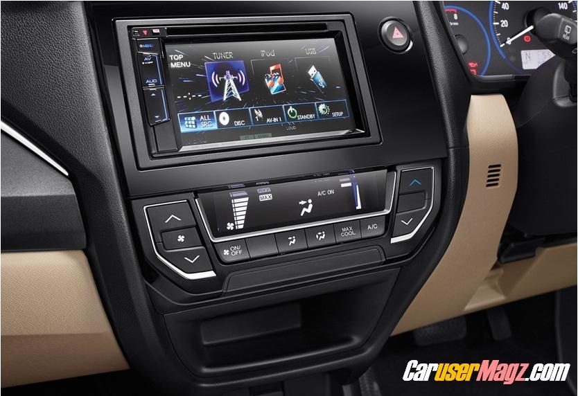 Perbedaan Interior Honda Mobilio 2014 vs Mobilio Facelift 2016