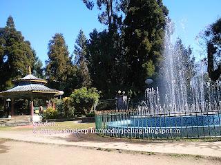 gardens and parks gangtok sikkim