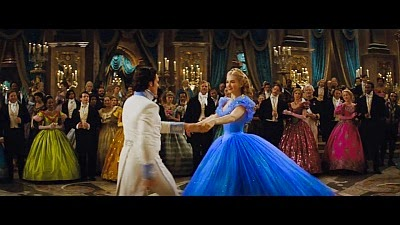 Review Filem - Cinderella 2015