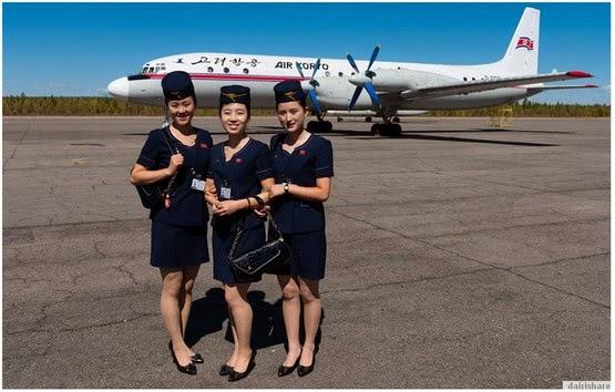 Syarikat Penerbangan Di Korea Utara Masih Berada Di Zaman Pertengahan