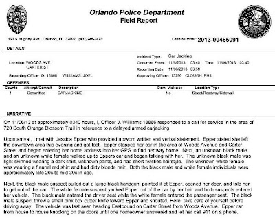 police report writing template .