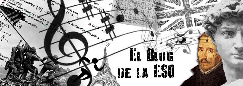 Blog ESO COLEGIO LOPE DE VEGA