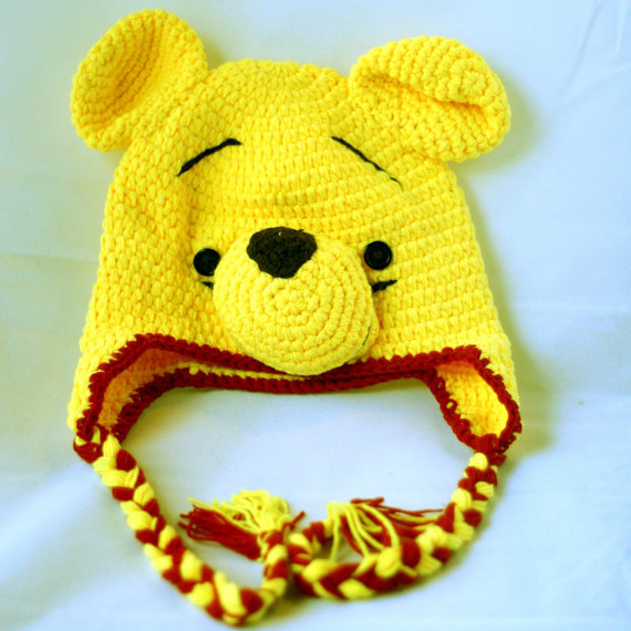 Crochet Pooh Bear Hat Pattern : Director Jewels: Lincoln & Adelaides Christmas Wishlists 2012