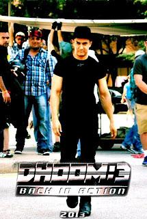 Aamir Khan Wallpaper of Dhoom 3