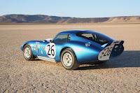 Shelby Cobra Daytona Coupe 50th Anniversary Continuation (2015) Rear Side 2