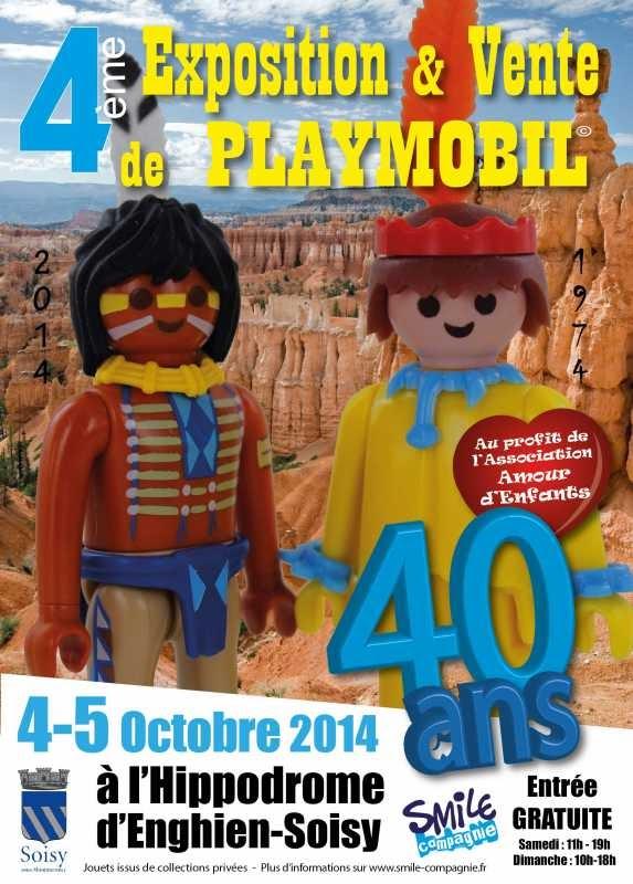 Expo Vente Enghein Soisy, 4-5 octobre 2014