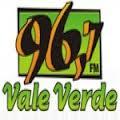 ouvir a Rádio Vale Verde FM 96,7 Cesário Lange SP