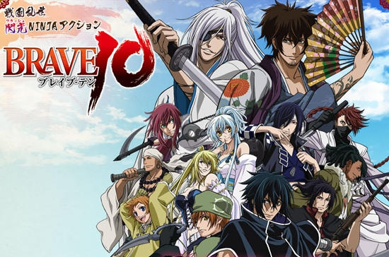 Brave10  Brave-10-anime