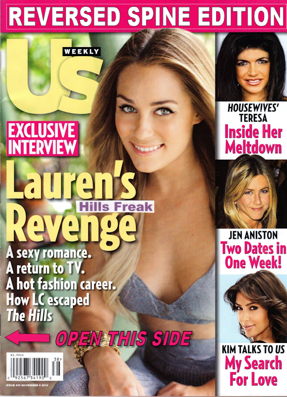 US Weekly backwards edition