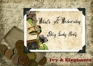 What's It Wednesday Blog Party