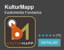 KulturMapp, una aplicación para conocer mejor Euskadi