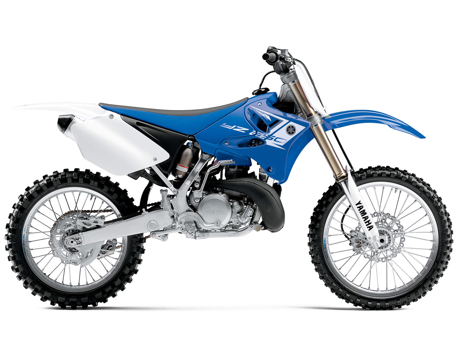 2013 yamaha yz250 2 stroke review photos and specifications