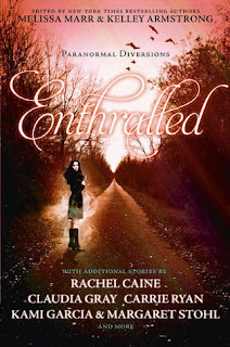 Enthralled New YA Book Releases: September 20, 2011