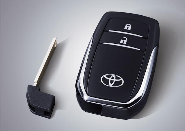 Innova-key 2016 டொயோட்டா இன்னோவா எம்பிவி கார் அறிமுகம் - Toyota Innova