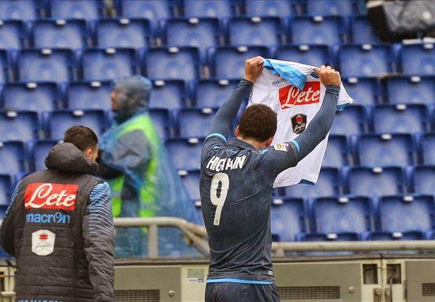 Liga Italia : Lazio 0-1 Napoli
