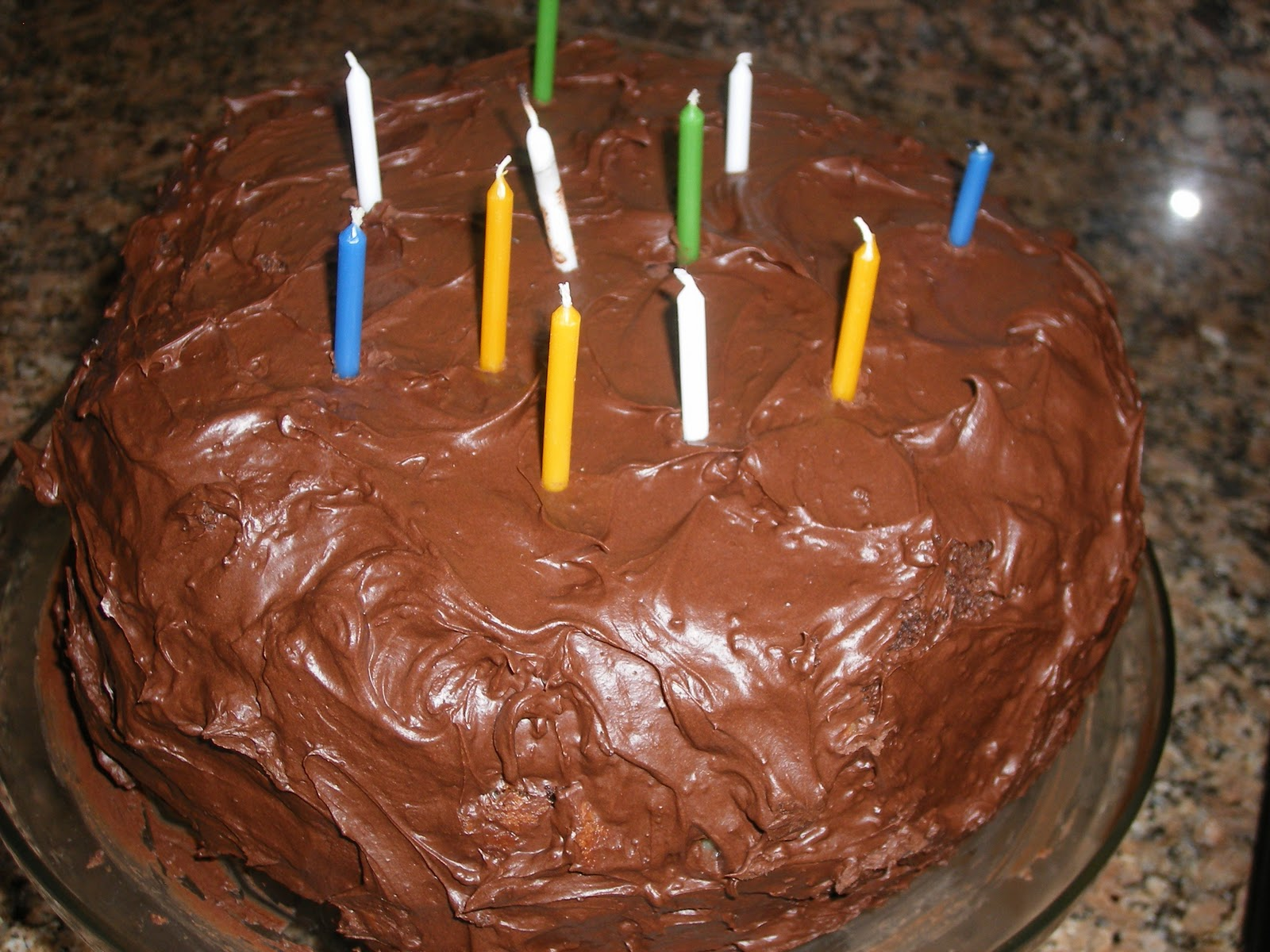 German Chocolate Cake Frosting Too Much Milk