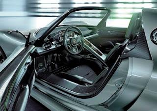Car Reviews Porsche 918 Spyder Concept