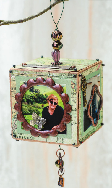 photo cube craft your stash lisa fulmer
