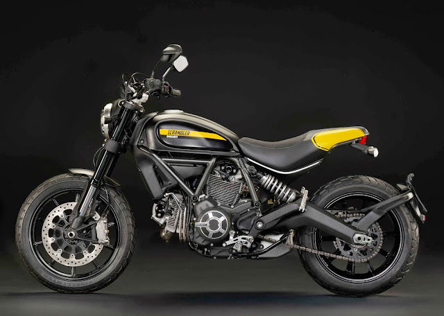Ducati Scrambler Ready To Run In India In 2015