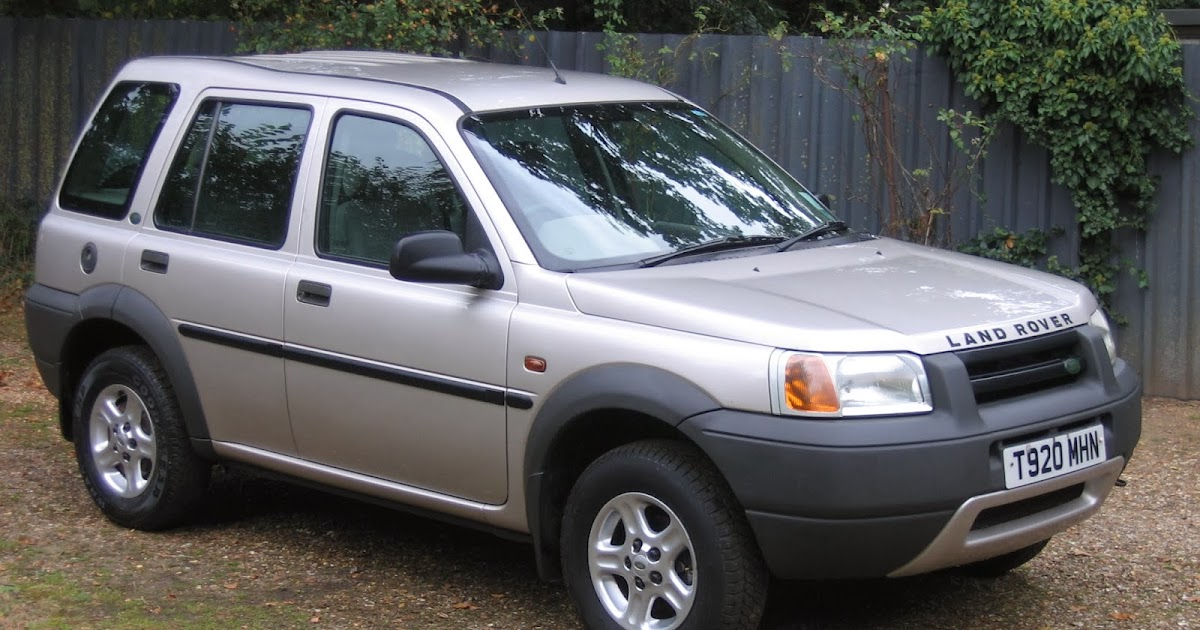 Land Rover Freelander L314 1997