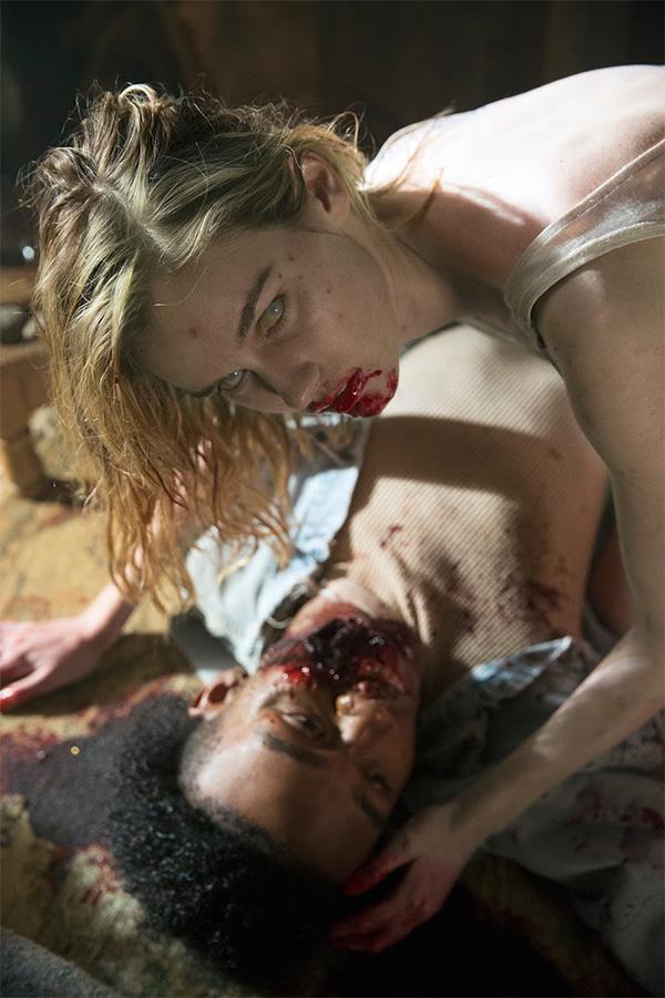 """Primer zombi de """"Fear the Walking Dead"""" 1x01"""