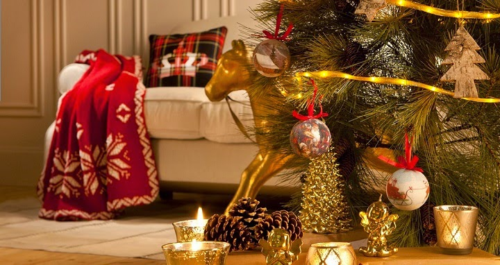 Marzua fotos de casas decoradas para navidad for Casas decoradas en navidad