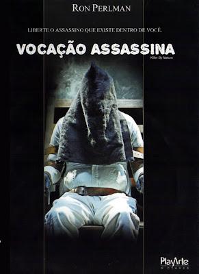 Vocação Assassina - DVDRip Dual Áudio