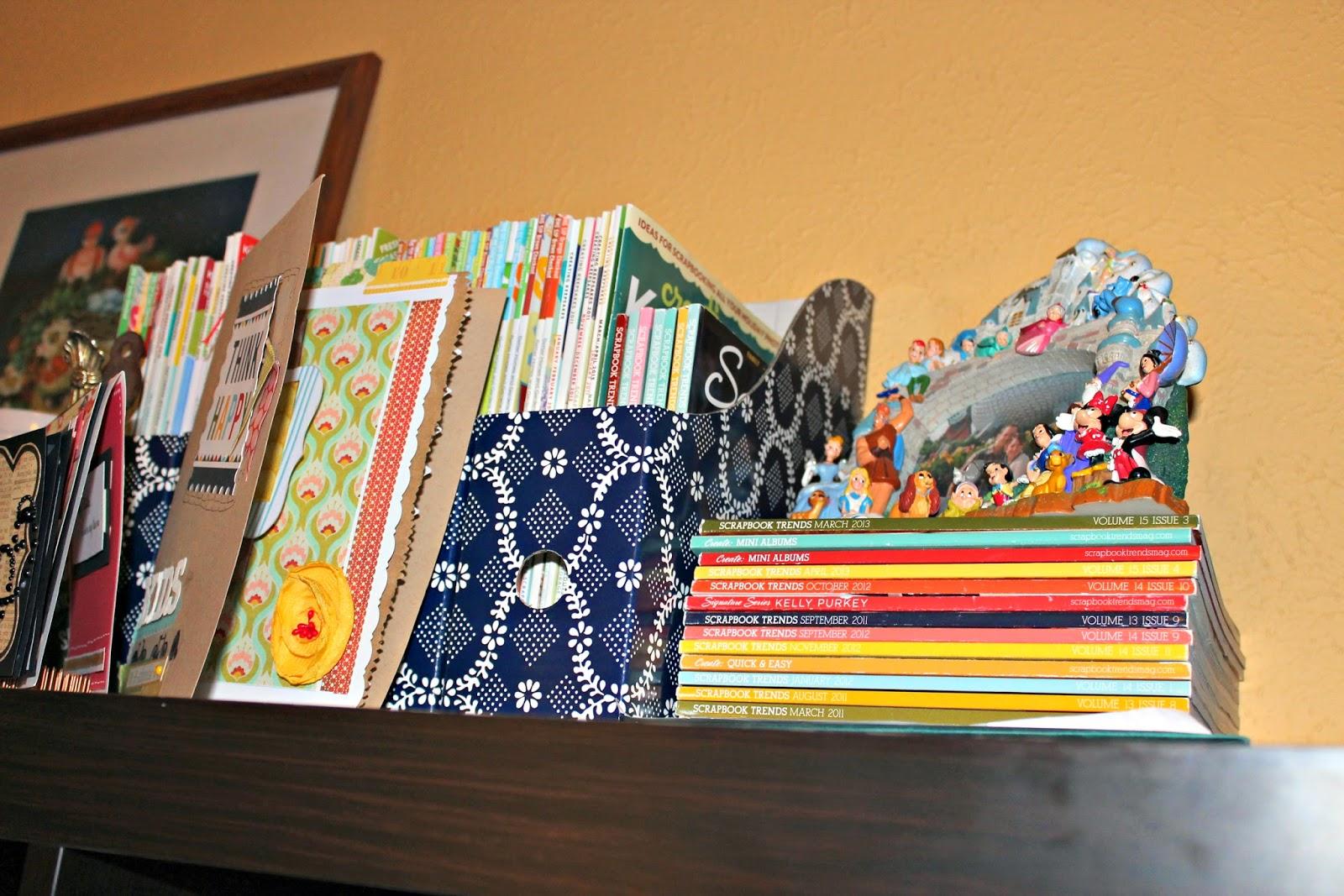 Creating Beautiful Life on Less: Craft Room Tour