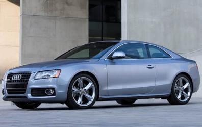 2009 Audi A5   The world of cars