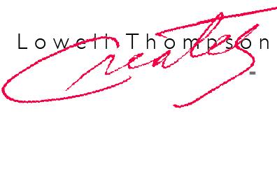 LOWELL THOMPSON CREATES