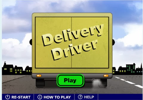 delivery instructions for driver