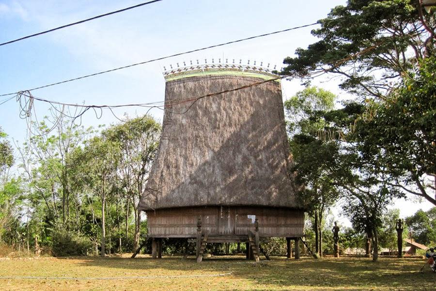 Du lịch văn hóa tại Gia Lai: Xuôi về những ngôi làng