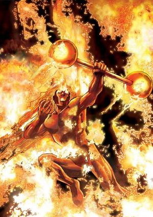 Firelord (Marvel Comics) Character Review - 2