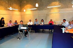 Analizan acciones de desarrollo urbano en sesión del Coplademun