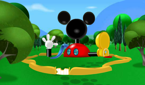 Mickey Mouse's Magical Clubhouse