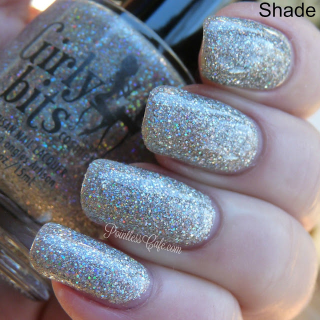 Girly Bits: Holiday Magic Collection - Swatches and Review (and some ...